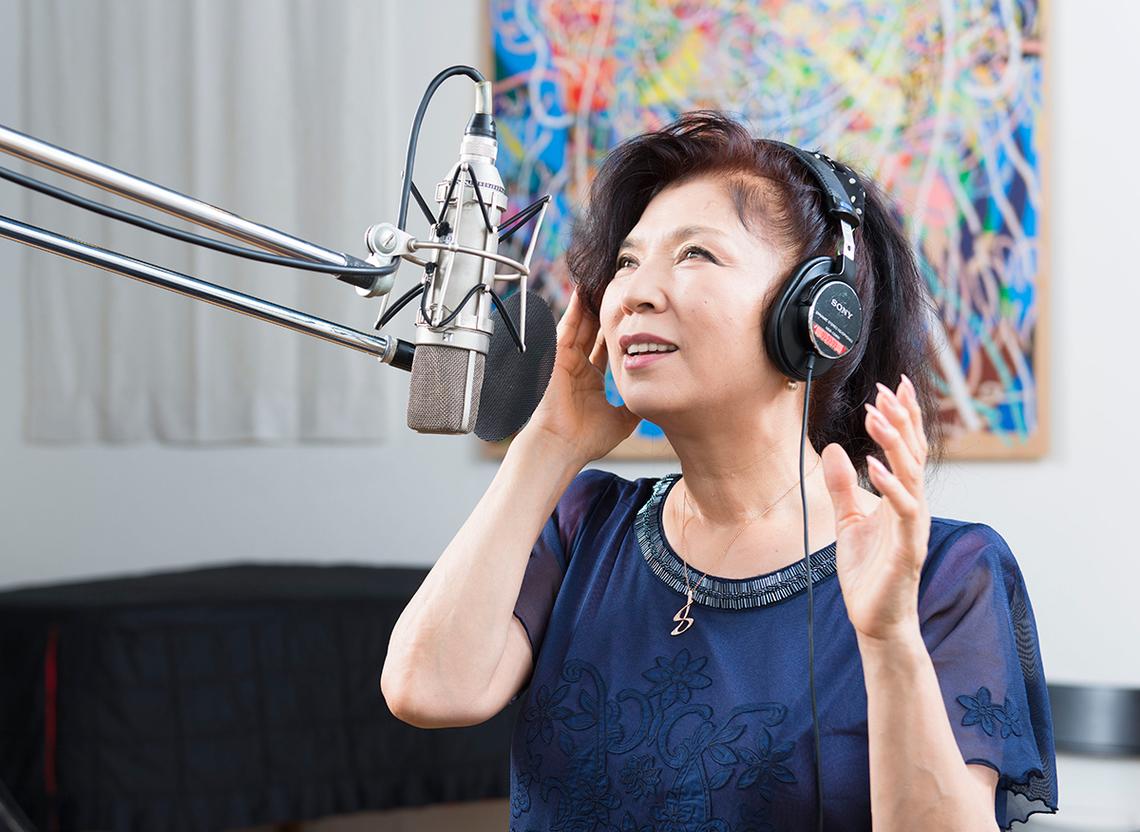 八代亜紀さん(歌手)