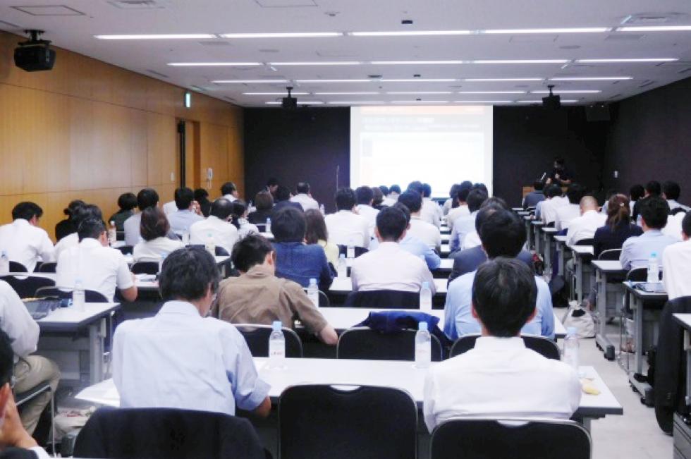 2016年7月実施の電通ワンダーマンセミナー