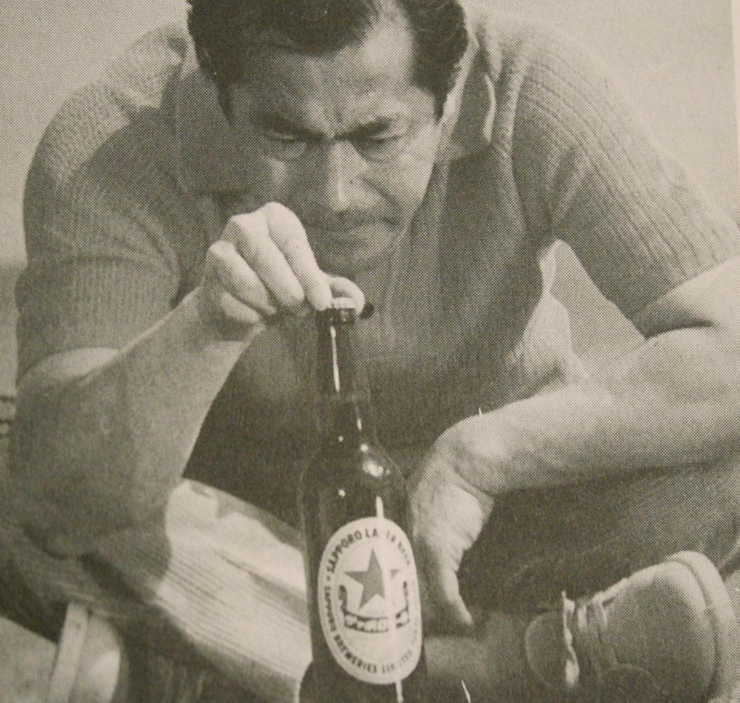 サッポロビール「男は黙って」シリーズ