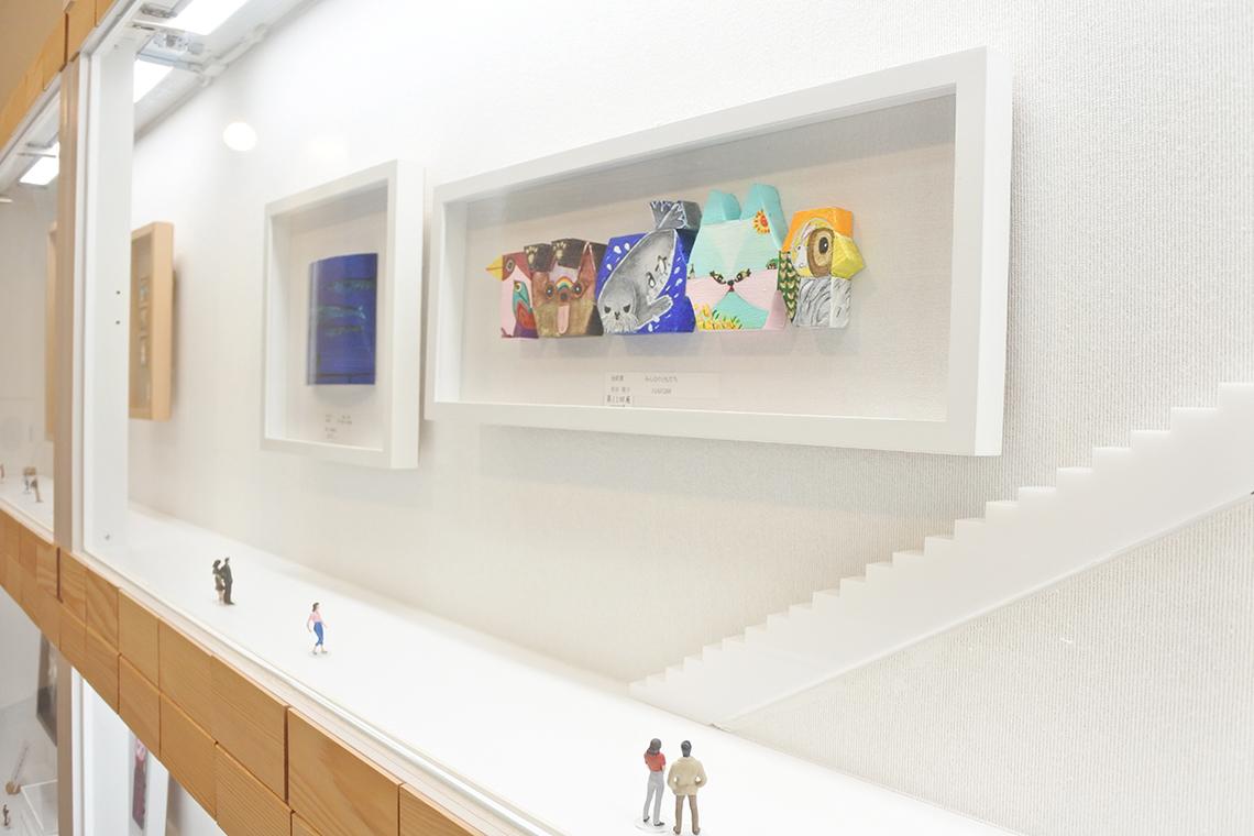 かまぼこ板絵美術館
