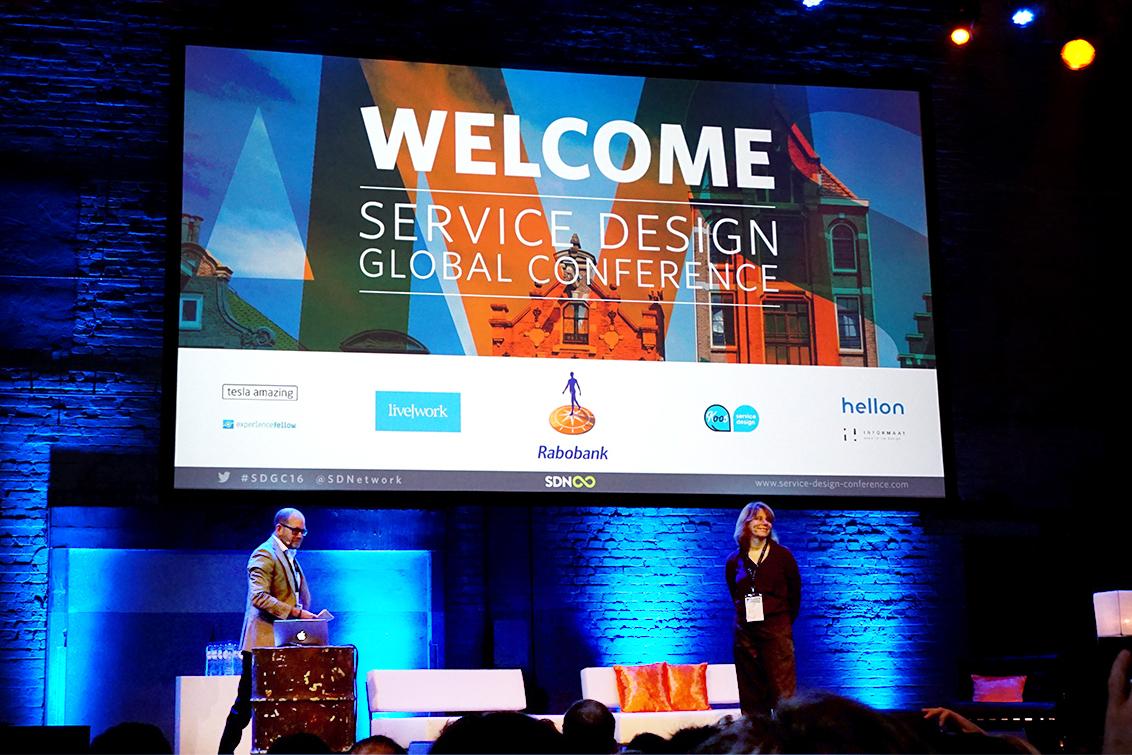 Service Design Global Conferenceの様子