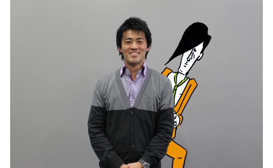 エバンジェリストファインダー  (プロモーション事業局 平岡真吾)