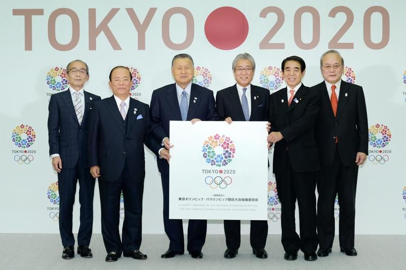 「東京オリンピック・パラリンピック競技大会組織委員会会長就任2014年」の画像検索結果