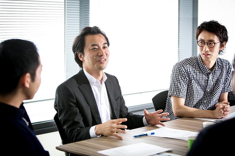青木さん、石田さん、片山さん