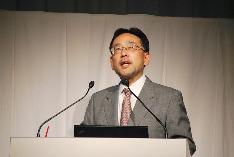 日本総合研究所の藻谷主任研究員