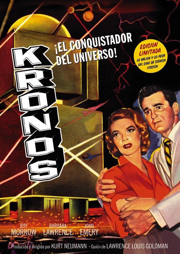 映画「KRONOS」のポスター