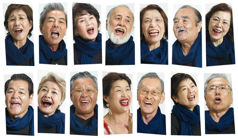 生き生きとした表情のメンバー
