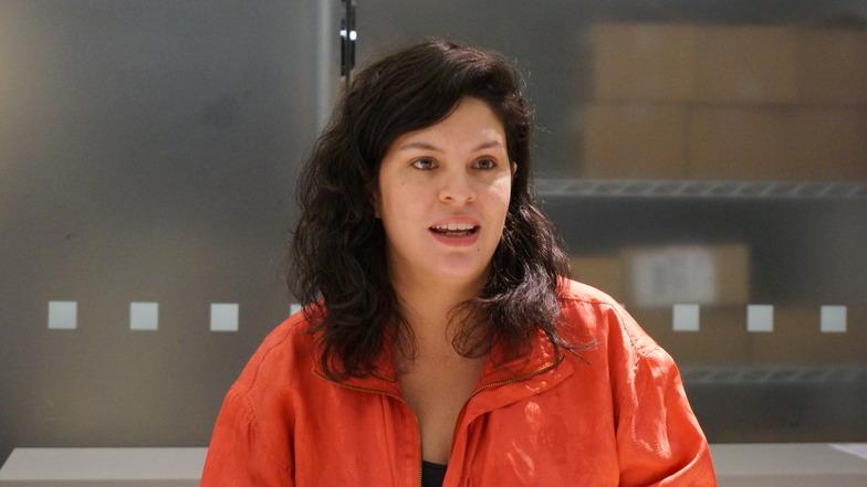 エドウィナ・ポルトカッレロ氏(MITメディアラボ・リサーチアシスタント)