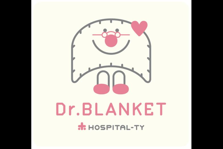ひざかけ先生のロゴ