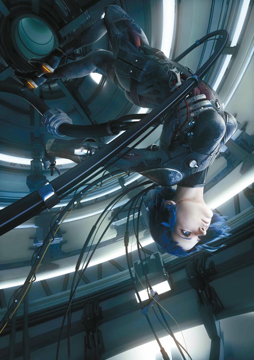「攻殻機動隊 新劇場版 Virtual Reality Diver」©士郎正宗・Production I.G/講談社・「攻殻機動隊 新劇場版」製作委員会