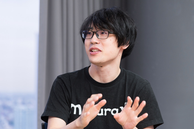 久保田瞬氏