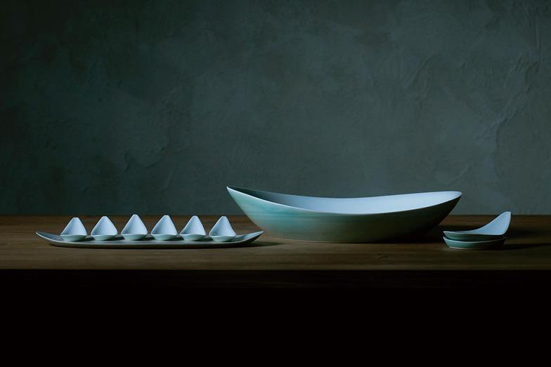 銀釉/お茶の豊かさを五感で感じる器