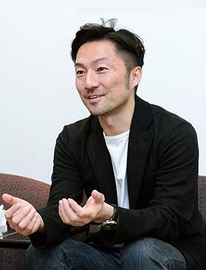 電通京都支社 文化事業構想部 プロデューサー 各務 亮 氏