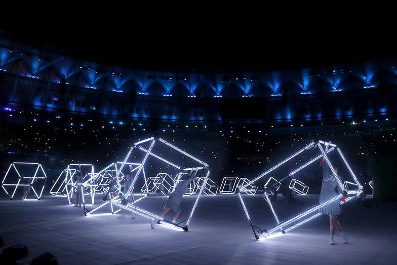 リオ2016オリンピック競技大会閉会式 東京2020フラッグハンドオーバーセレモニー Photo by Tokyo 2020 / Shugo TAKEMI