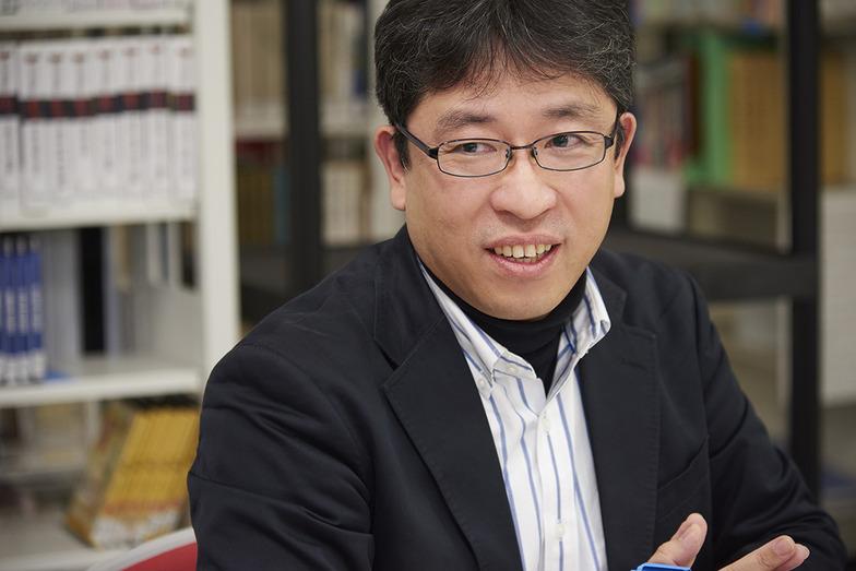 内山隆氏(青山学院大教授)