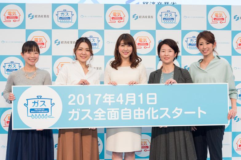左からzumy(ズミー)さん、臼井さん、安さん、箕輪委員、奈良部さん