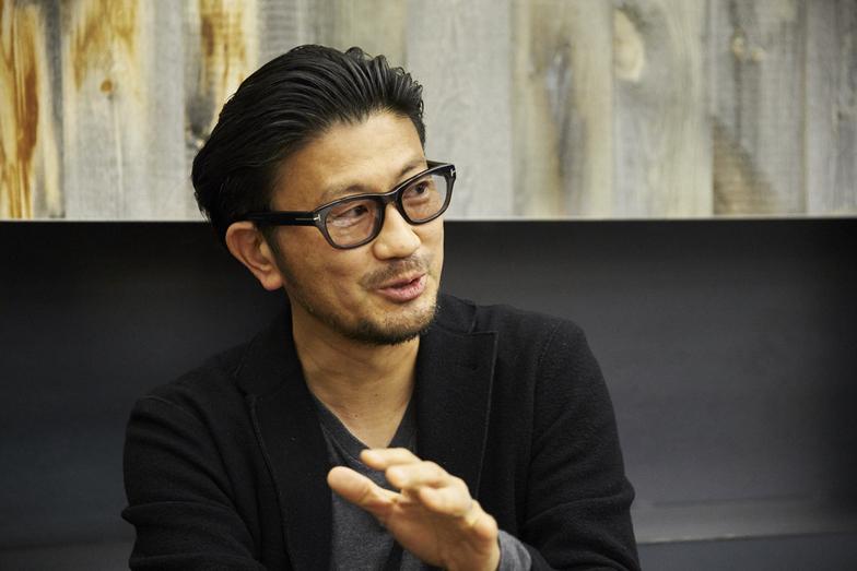 天野 譲滋 氏 (ジョージクリエイティブカンパニー 代表取締役社長)