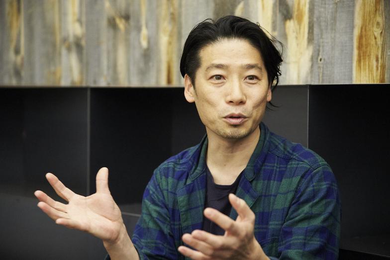 谷尻 誠 氏 (サポーズデザインオフィス 建築家)