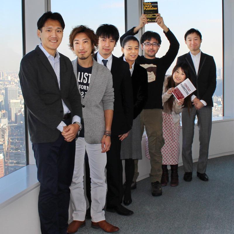 左から大八木さん、阿部さん、八木さん、郡司さん、坂本さん、徳永さん、関口さん