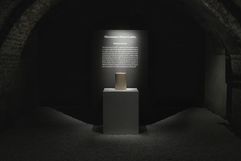 冒頭は中川木工芸とコラボレーションしたシンプルな「木桶」