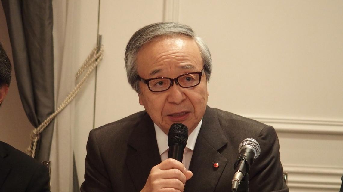 伊藤雅俊理事長(味の素会長)
