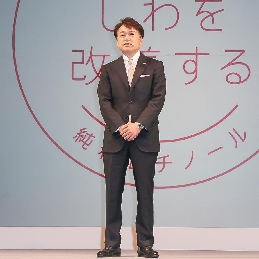 資生堂ジャパンの杉山繁和社長