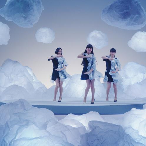 """パナソニックとパフュームがコラボ   """"泡""""がテーマのオリジナル動画を公開"""