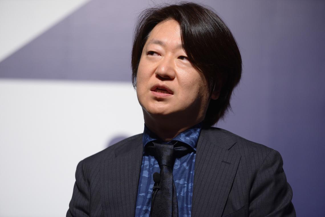 PwCコンサルティング PwCデジタルサービス日本統括の松永エリック・匡史氏