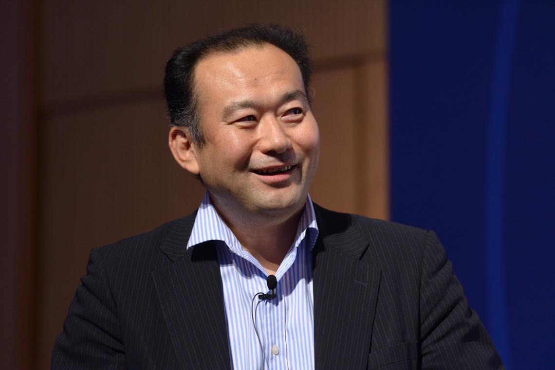 電通デジタル社長の鈴木禎久(よしひさ)氏