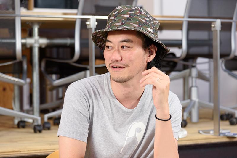 コピーライターの田中直基さん