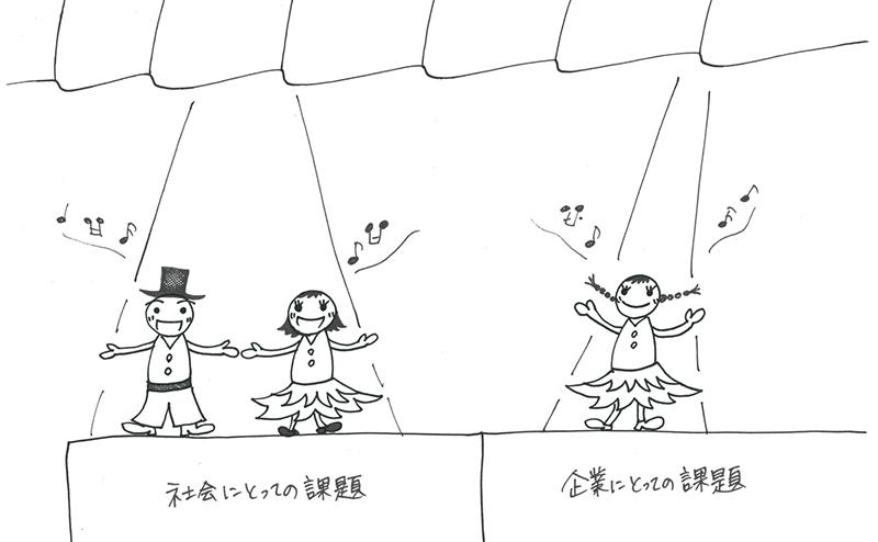まとめイラスト(イザワ画)