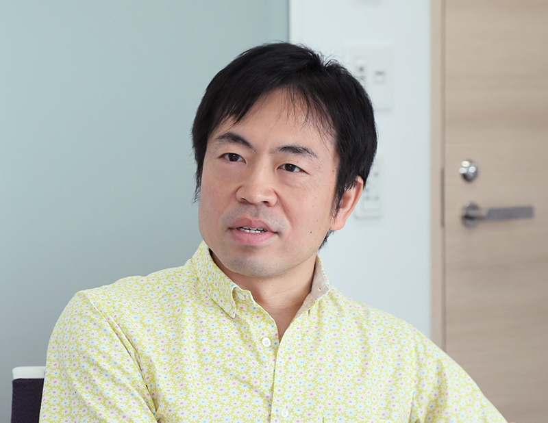 佐々木 康晴氏(電通第4CRプランニング局長)