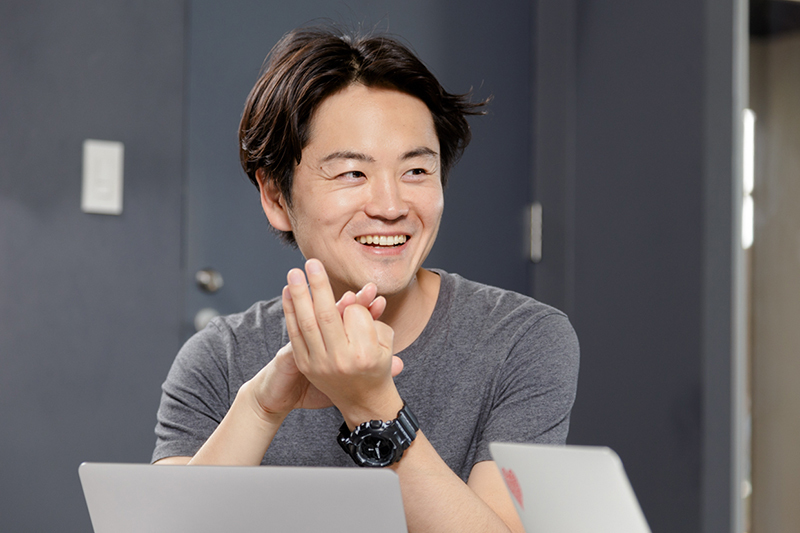 Viibar 上坂優太代表