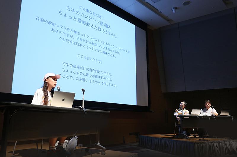 電通デザイントーク「拝啓、コンテンツつくってますか!?(前編)」画像01
