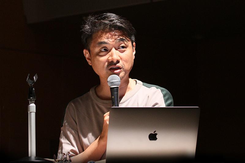 電通デザイントーク「拝啓、コンテンツつくってますか!?(前編)」画像03_髙崎