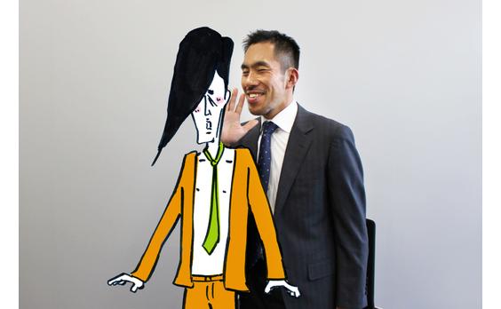 くちこみデザイナー (iPR局 西山守)