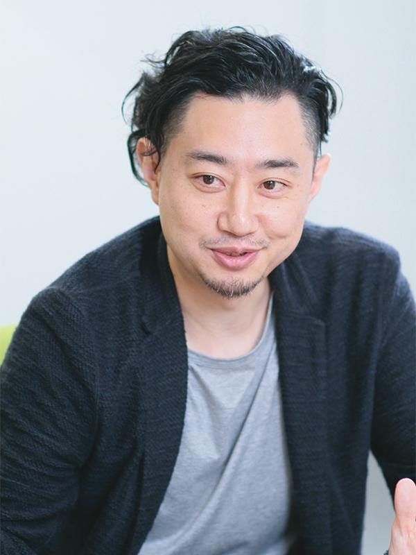 山田崇臣氏(NHKエンタープライズ グローバル事業本部 エグゼクティブ・プロデューサー)