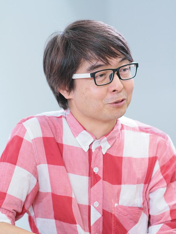 高草木博純氏(電通 CDCクリエーティブ・ディレクター)