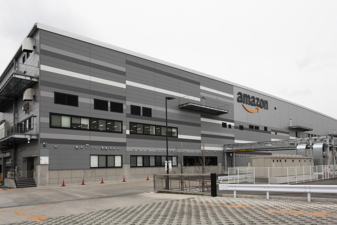 Amazonフレッシュ 倉庫