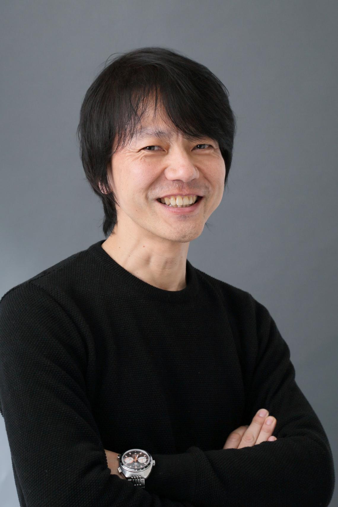 フィルム部門審査委員長 電通・澤本嘉光氏