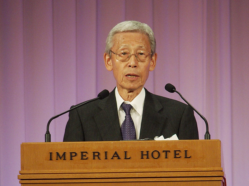 JAAAの成田理事長