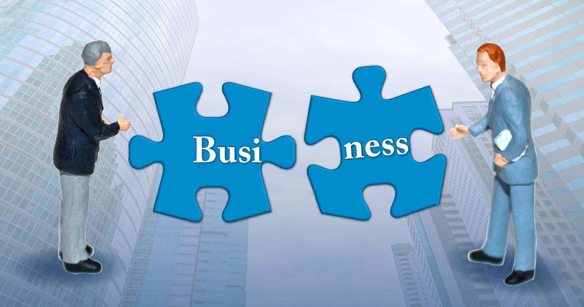 ビジネスにおいてお互いを観察の対象としてしまう。