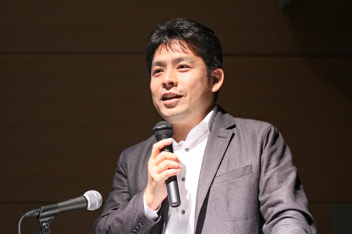斎藤和紀氏