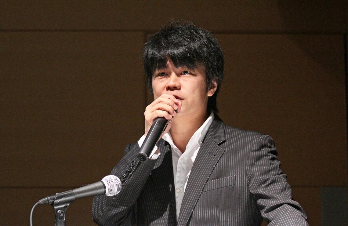 井上智洋氏