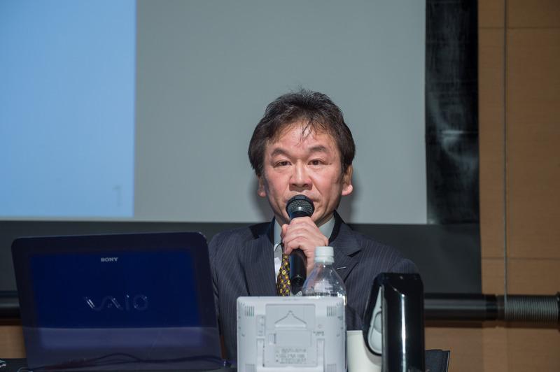 プランニングを語る中野氏