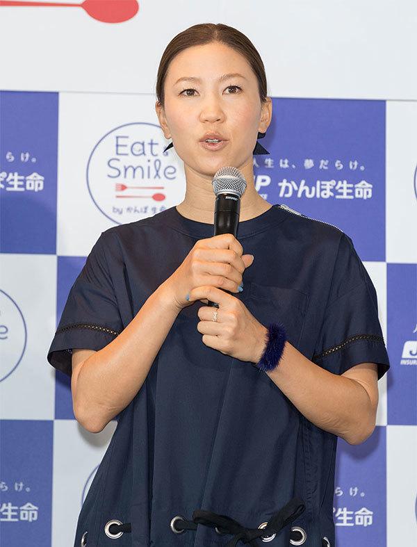 女子プロゴルファーの上田桃子さん