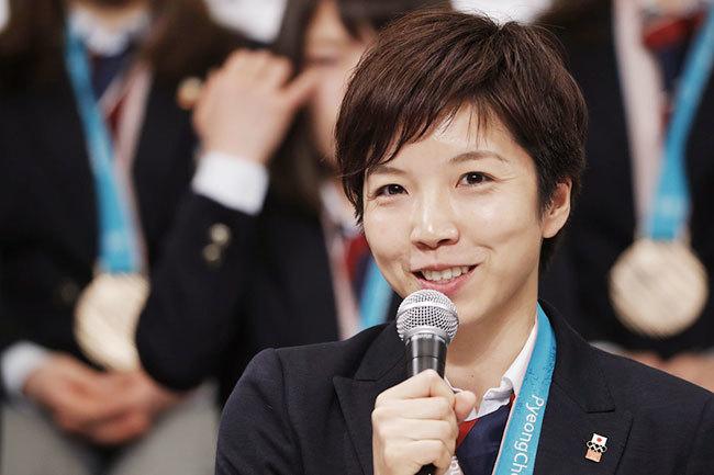 平昌オリンピック閉幕 日本代表...