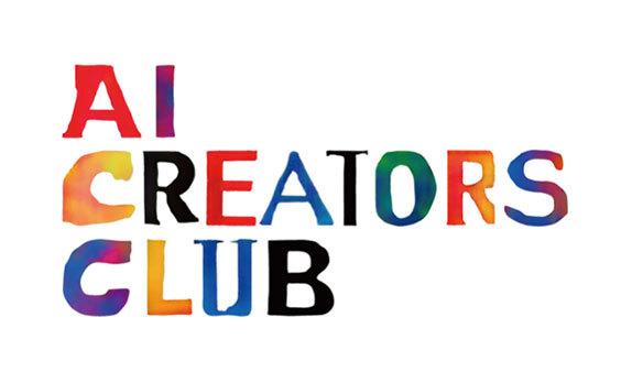 「AIクリエーターズクラブ(TM)」のロゴマーク