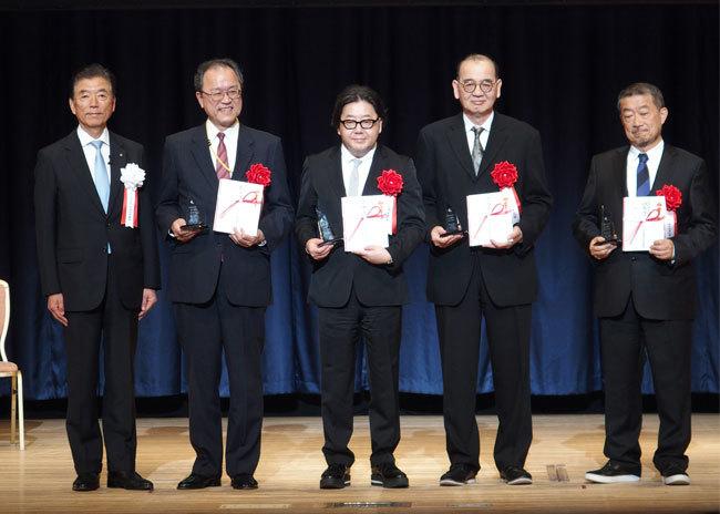 全広連日本宣伝賞の受賞者