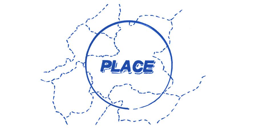 PLACE 分節された意味の空間